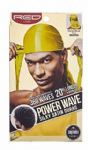 Power Wave 360 Silky Satin Durag Yellow